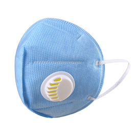 Anti Dust N95 Face Mask Comfortable Skin Friendly Multi Layer For Public Place